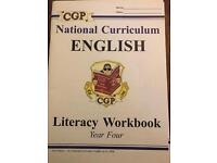 Cap collection of revision booklets