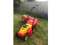 Wolf Garten A320E lawn mower - like new