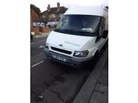 Ford transit MWB high roof 90/350 for sale ready to work 8 months MOT