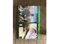 Watchdogs 2, Forza Horizon 2 - Xbox One games