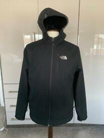 The north face shell jacket size large