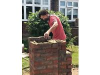 I am an exerienced bricklayer (since 1983) looking for additional work in the South London area.
