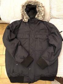 Men's north face Gotham coat xl
