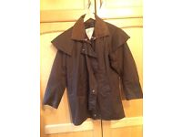 Barbour Backhouse women's medium/large, size 14/16 coat