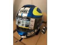 Shoei gt air Suzuki helmet