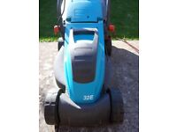ELECTRIC ROTARY LAWNMOWER