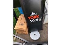 York multi gym 2001 model