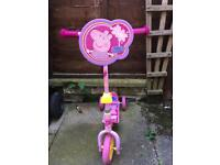 Peppa Pig Scooter VGC