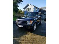 LAND ROVER DISCOVERY HSE 2.7 TDV6 58 PLATE BUCKINGHAM BLUE