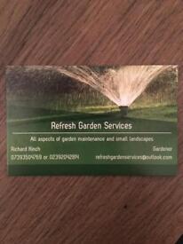 Refresh Garden Services