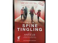 Family stadium tour (Liverpool)