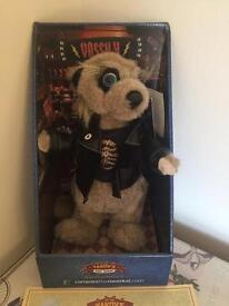 Limited Edition Vassily Meerkat and certificate