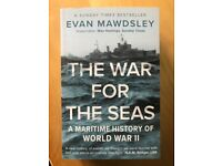 The War For The Seas by Evan Mawdsley (Softback, 2020, illustrated)