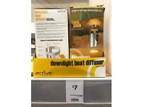 Downlight Heat Diffuser For Lofts And Between Floors New