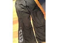 Rukka motorcycle trousers 56 c3 long fitting