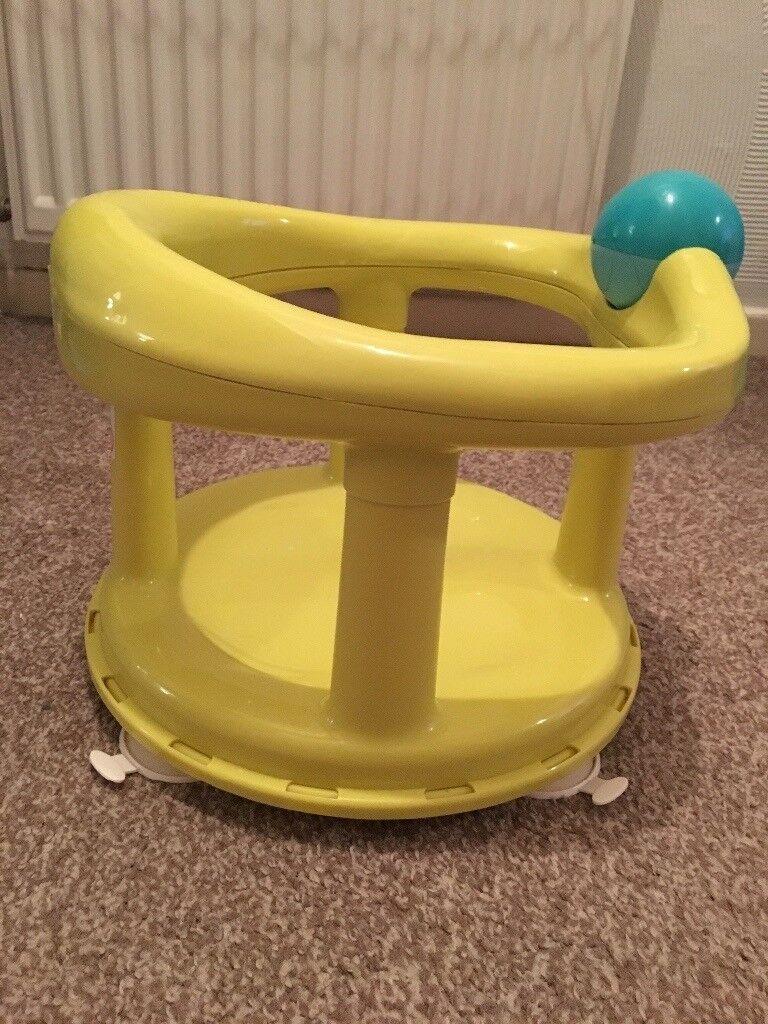 Baby swivel bath seat | in Plymouth, Devon | Gumtree
