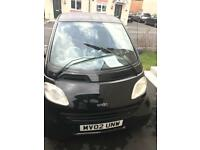 MERCEDES-BENZ SMART CAR CITY FORTWO (only 58,000 miles)