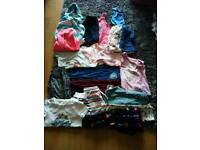 Bundle of girls clothes age 8-9/9 yrs