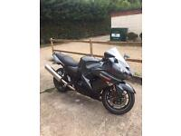 Zzr1400 16500 miles only
