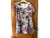 Tunic dress size 20
