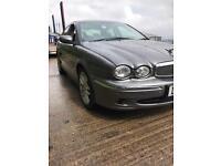 Jaguar x type 2.2 diesel sovereign 57 Reg 2 owner service history new mot 156k miles