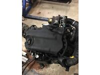 Ford transit custom 2.2 tdci 100 125 155 psi engine out of 2015