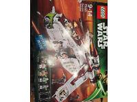 LEGO Star Wars 75021: Republic Gunship