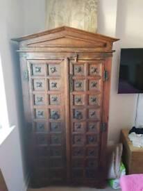 Antique storage cupboard