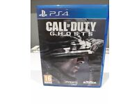 CALL OF DUTY : GHOSTS PS4 VIDEO GAME