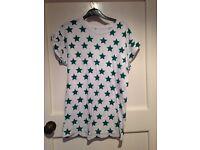 Atmosphere star detail t-shirt size UK 6