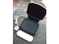 ELECTRIC GEORGE FOREMAN LEAN MEAN GRILLING MACHINE in VGC