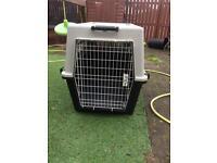 Ferplast large dog crate