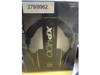 TURTLE BEACH XP400 GAMING HEADSET (XBOX 360/PS3)