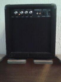 Acoustic Solutions JE21 Guitar Amplifier