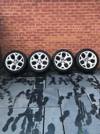 Genuine 20inch BMW 214 alloys for X6 X5