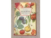 Plants that Feed Us: book