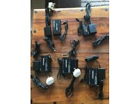 2x Vision and 3x Catender HD HDMI UTP 1080P cable extenders over 2x CAT5e Job lot of 5