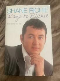 Shane Richie book