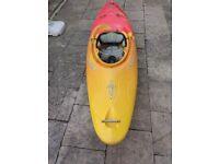 Dagger Nomad Kayak Creek boat