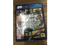 Gta5 brand new sealed ps4