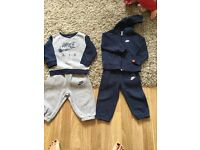 Nike track suits 9-12 months