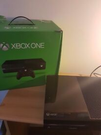 Xbox one with recharge pack
