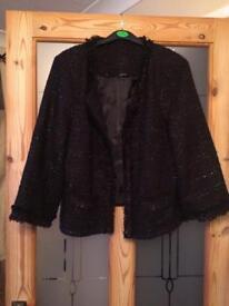 Short classy jacket size 16