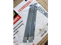 Brand new Ramps 1830X230mm