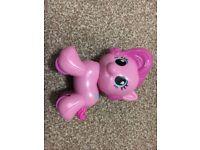 My little pony pinkie pie push down toy
