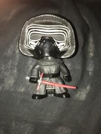 Star Wars Kylo Ren bobble head