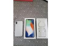iPhone X immaculate 64 gb