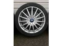 Ford st rims