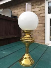 Brass Oil Lantern