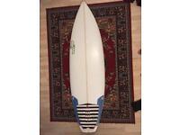 """5'10"""" JP surfboard"""